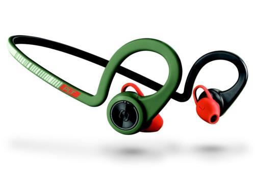 Ecouteurs Plantronics BackBeat Fit - Vert