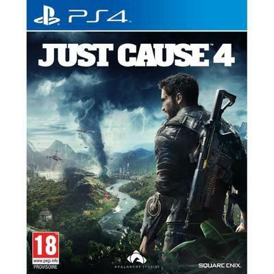 Jeu Just Cause 4 sur Xbox One ou PS4