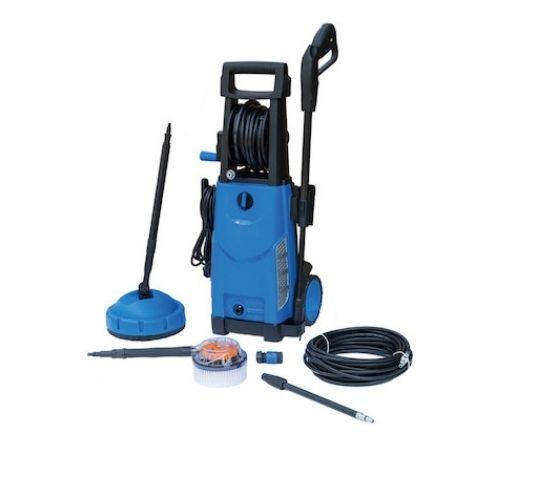 Nettoyeur haute-pression HITEK (165 bars, 2200 W) - avec accessoires