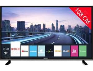"TV 43"" Grundig 43VLX7850BP - 4K UHD, 108 cm (via ODR de 100€)"