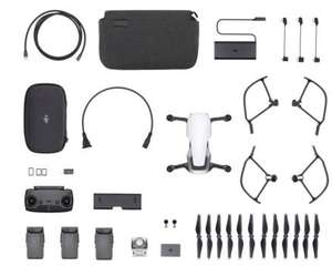 Pack drone quadricoptère Mavic Air Combo (Frontaliers Suisse)