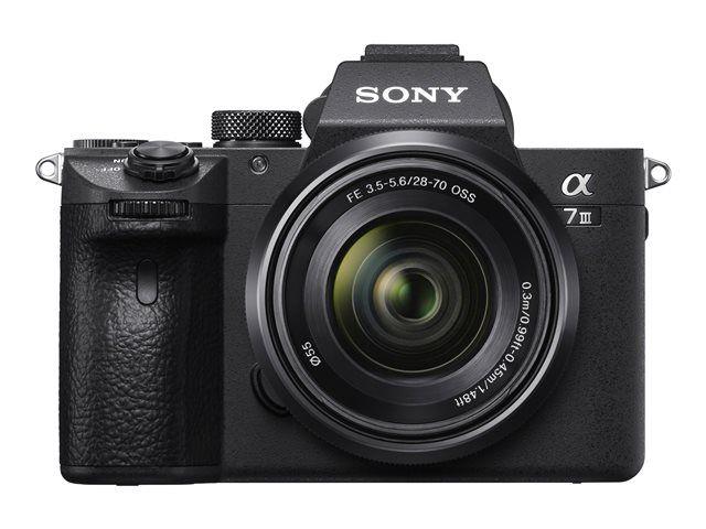 Appareil Photo Numérique Sony Alpha 7 III  + 28-70 mm f/3.5-5.6
