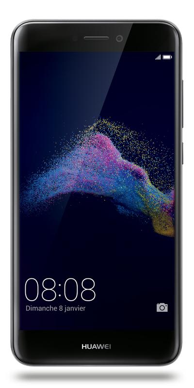 "Smartphone 5.2"" Huawei P8 Lite 2017 - 16Go, Noir ou Blanc"