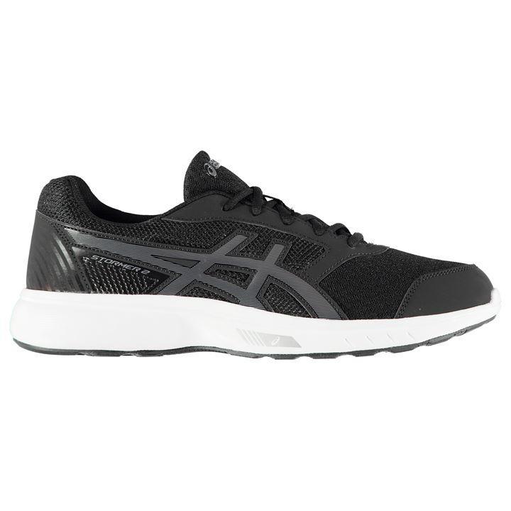 Chaussures Asics Gel Stormer 2 - bleu ou noir (du 41.5 au 46.5)
