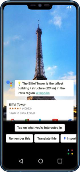 """Smartphone 6.1"""" LG G7 ThinQ G710 - WQHD+, SnapDragon 845, 4 Go de RAM, 64 Go, différents coloris"""