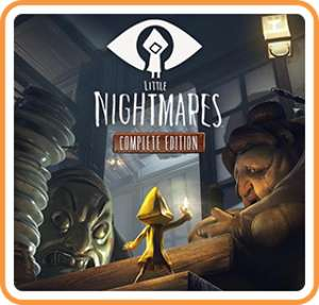 Jeu Little Nightmares: Complete Edition sur Nintendo Switch (Dématérialisé, store Mexique)