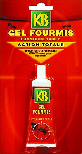 Tube Gel KB Anti Fourmis - 30g, Rouge (vendeur tiers)