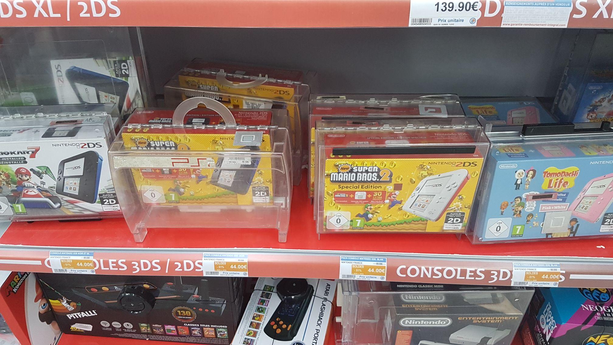 Console Nintendo 2DS (Plusieurs modèles) - Gonfreville-l'Orcher (76)