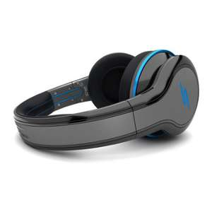 Casque audio SMS audio street by 50 over-ear noir, blanc ou bleu