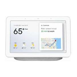 Assistant Google Home Hub - Version US (+ 17.80€ en SuperPoints)