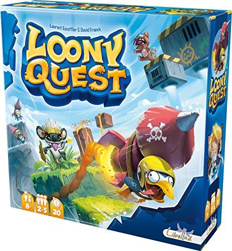 Jeu de société Asmodee Loony Quest (LIBQUFR)
