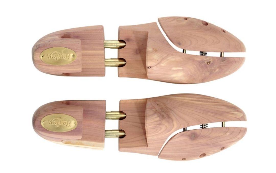 Embauchoir Bexley en bois - cèdre rouge naturel (5 paires à 69€)