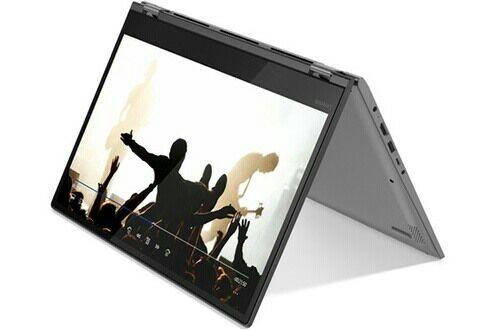 """Pack PC portable hybride 14"""" Lenovo Yoga 530-14 (i3-7130U, 4 Go RAM, 128 Go SSD, Windows 10S) + sacoche + souris sans-fil + tapis de souris"""