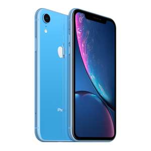 "Smartphone 6.1"" Apple iPhone XR Bleu - 64 Go"