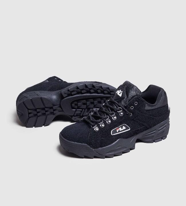 Chaussures Fila Trailruptor (différentes tailles)