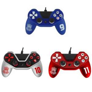 Manette filaire pour PS4 Subsonic Pro5 Sport Football 2016
