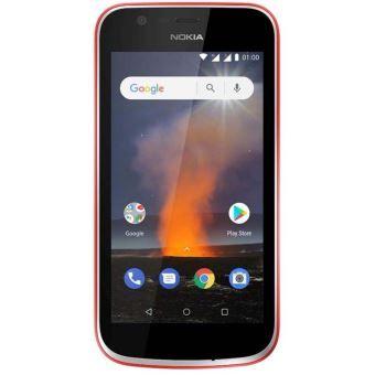 "Smartphone 4.5"" Nokia 1 - qHD, 8 Go ROM, 1 Go RAM, MT6737M, batterie amovible (via ODR 20)"