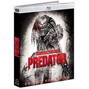Trilogie Predators en 3 coffrets Blu-ray (2 Collectors)