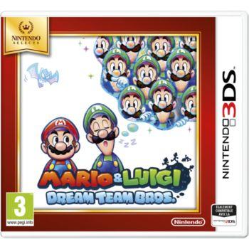 Jeu Mario & Luigi Dream Team Bros. Selects sur Nintendo 3DS