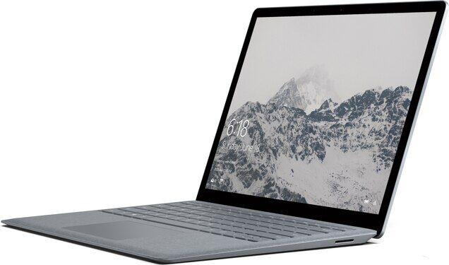 "Microsoft Surface Laptop (13.50"", Intel Core M3-7Y30, 4Go, SSD)"