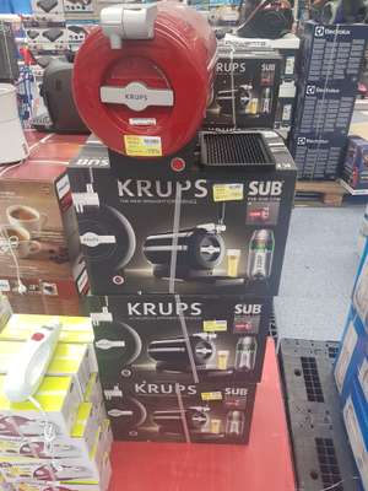 Machine a biere krups VB650510 - Rosny 2 (93)