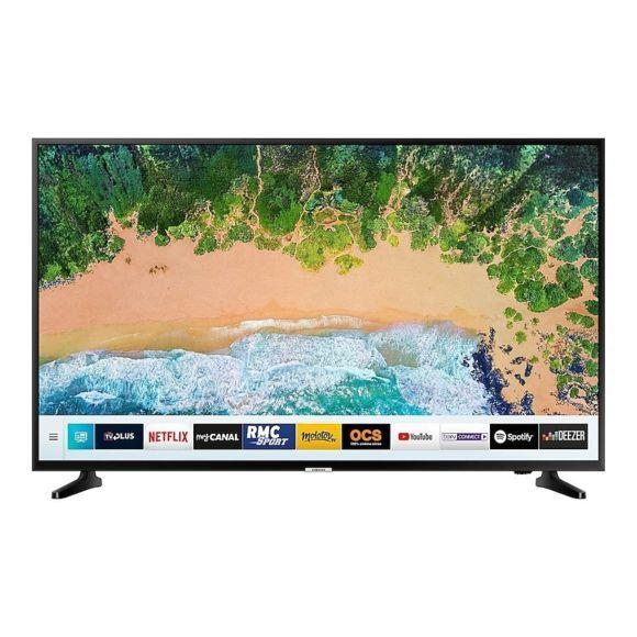 "TV 65"" Samsung UE65NU7092 - 4K UHD, Smart TV, Edge LED, Dalle VA 50Hz, HDR10+"