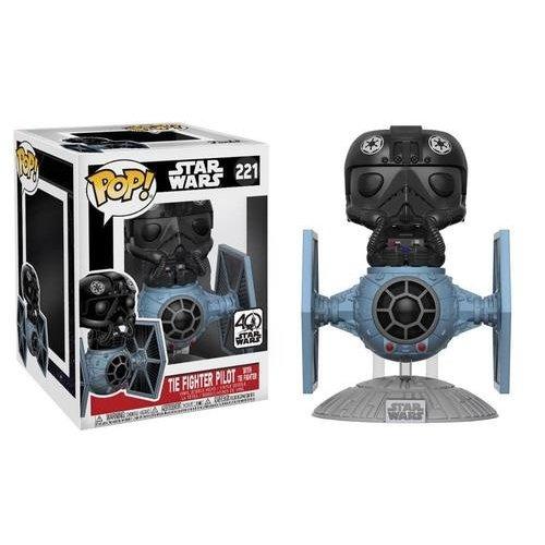 Figurine Funko Pop! Star Wars - Classics TIE Fighter Pilot Deluxe