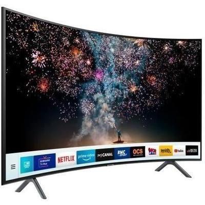 """TV incurvée 65"""" Samsung UE65RU7305 - 4K UHD, LED, Smart TV (via ODR de 200€)"""