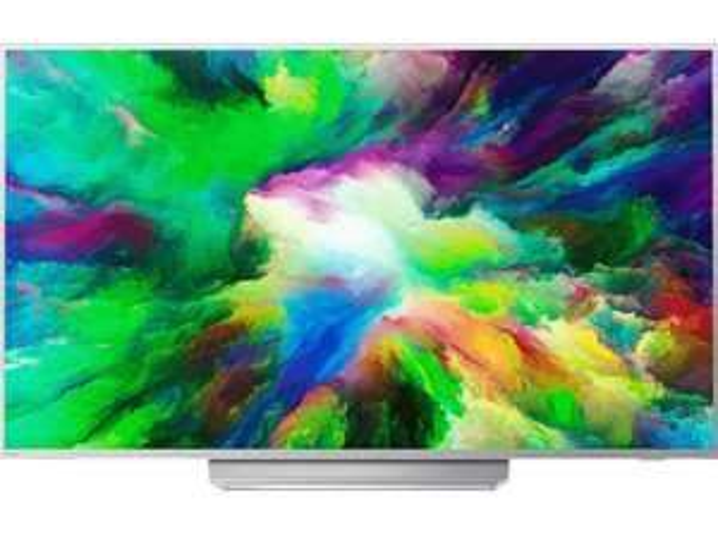 "TV 55"" Philips 55PUS7803/12 - 4K UHD, Edge LED, Smart TV (frontaliers Belgique)"