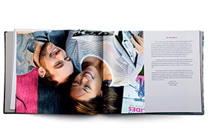 50% de réduction sur une commande de livres photo