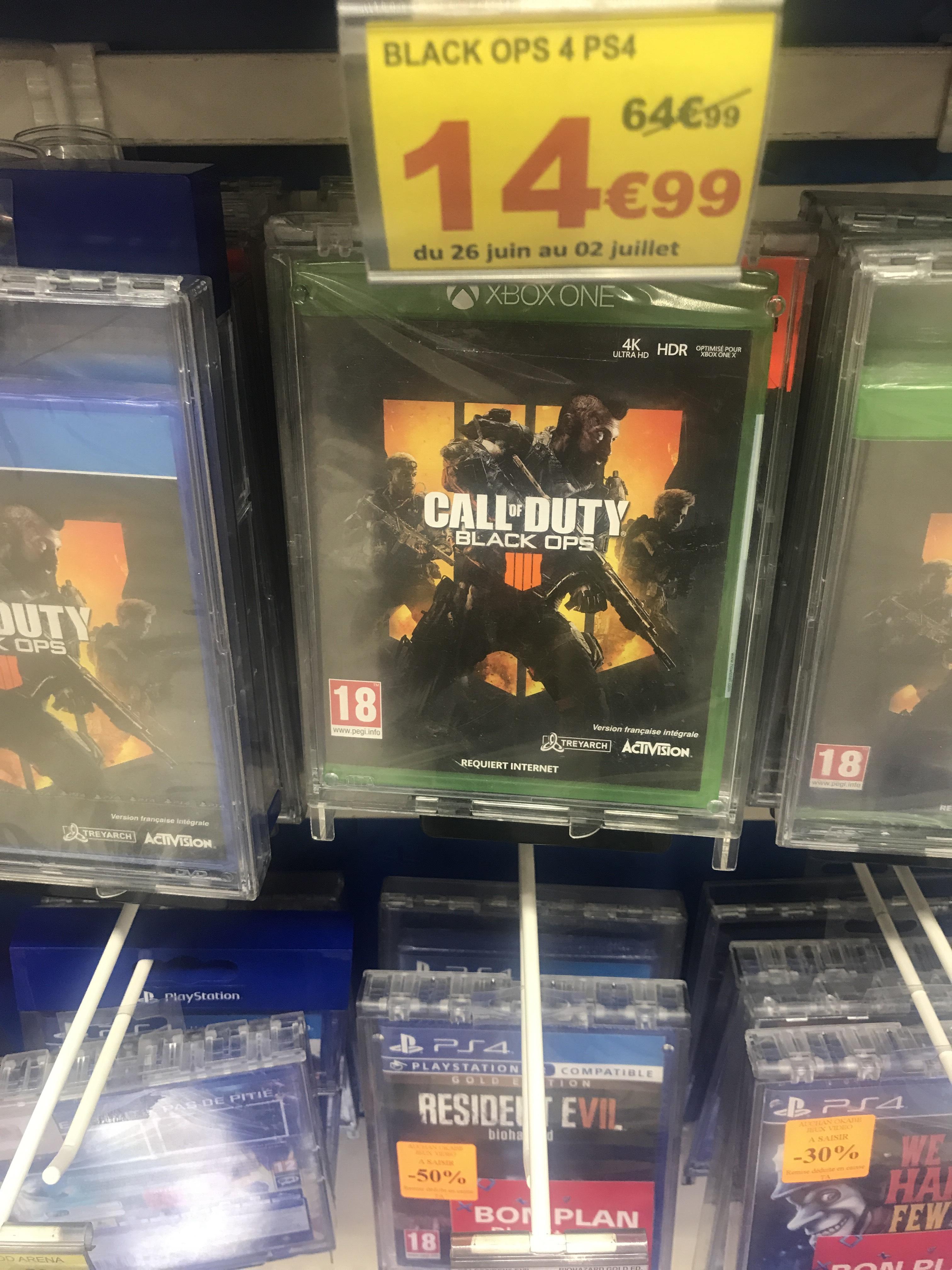 Jeu Call of duty : Black ops 4 - Auchan Okabe (94)