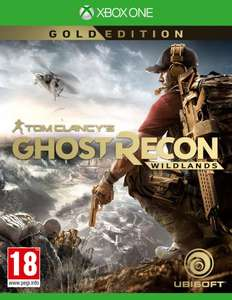 Tom Clancy's Ghost Recon Wildlands Edition Gold sur Xbox One (Vendeur tiers)