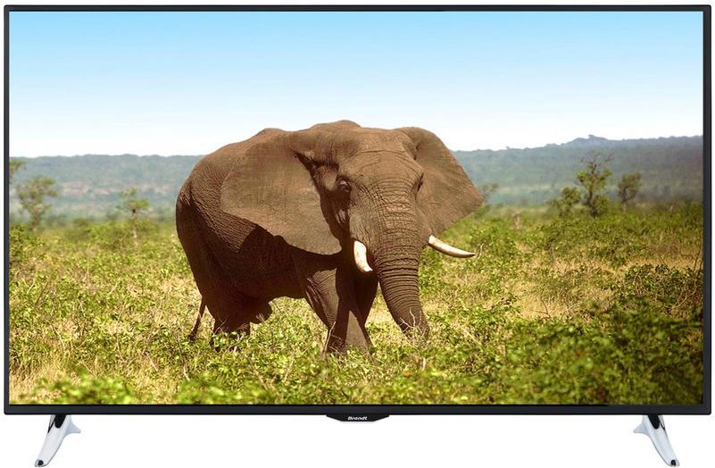 "TV 55"" Brandt B5590UHD - 4K UHD, Hdmi 2.0"
