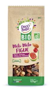 Sachet Méli Mélo Bio Daco Bello (Variétés au choix) - 125g (Via Shopmium)