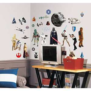 Stickers Repositionnables Joy Toy Star Wars Classique
