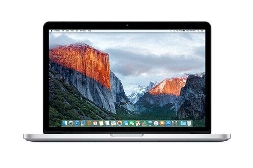 """PC Portable 13.3"""" Apple MacBook Pro 13 Retina (2015) - 128 Go - MF839F/A - Argent (Reconditionné à neuf)"""