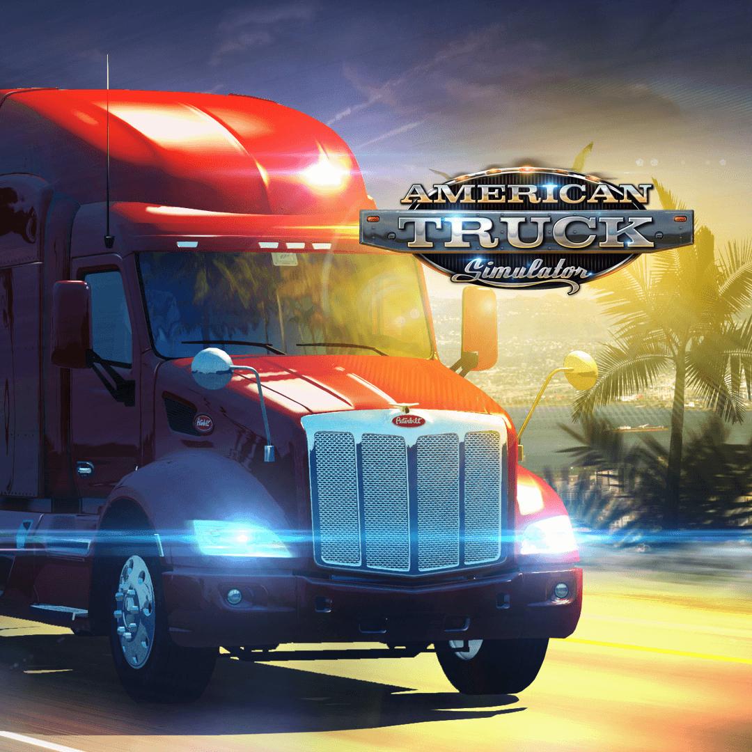 American Truck Simulator sur PC (dématérialisé)