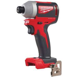Visseuse à choc sans fil Brushless Milwaukee M18 BLID2-0 - 18V, 180Nm (modèle nu)