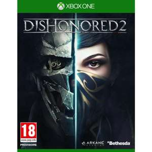Dishonored 2 sur Xbox One (Via l'Application)