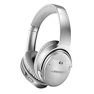 Casque audio à réduction de bruit Bose QuietComfort 35 II - argent