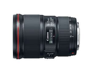 Objectif photo Canon EF 16–35 mm f/4L is USM
