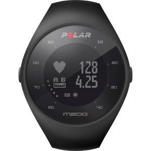 Montre de running Polar M200 - Noir