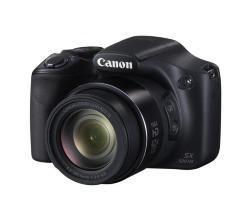 Appareil photo Canon SX520HS - 16Mp - Zoom x42 - Video HD 1080p - Noir
