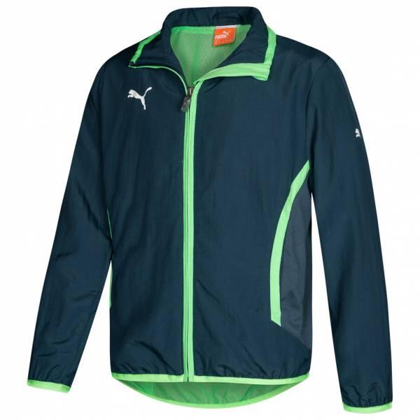 Sélection d'article de sport en promotion - Ex : veste de survêtement pour enfant Puma Woven Boys (taille 128 cm)