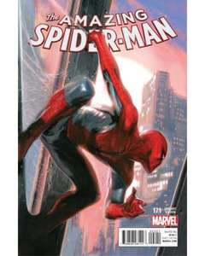 -50% sur une sélection de Comics - EX: Spider-Man - Couverture Gabrielle Dell'Otto Tome 11 : Spider-man 2014