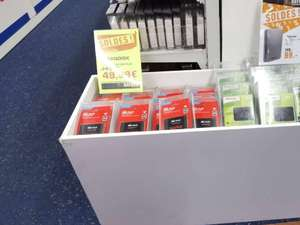 """SSD Interne 2.5"""" SanDisk Ultra 3D (480 Go) - Luxembourg city (Frontaliers Luxembourg)"""