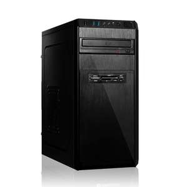 PC Fixe Lightning - Ryzen 5 2400G (4x3.6GHz), Radeon Vega 11, RAM 8Go (3000mhz), 240Go SSD, Alim. 550W (265,8€ avec 2200G)