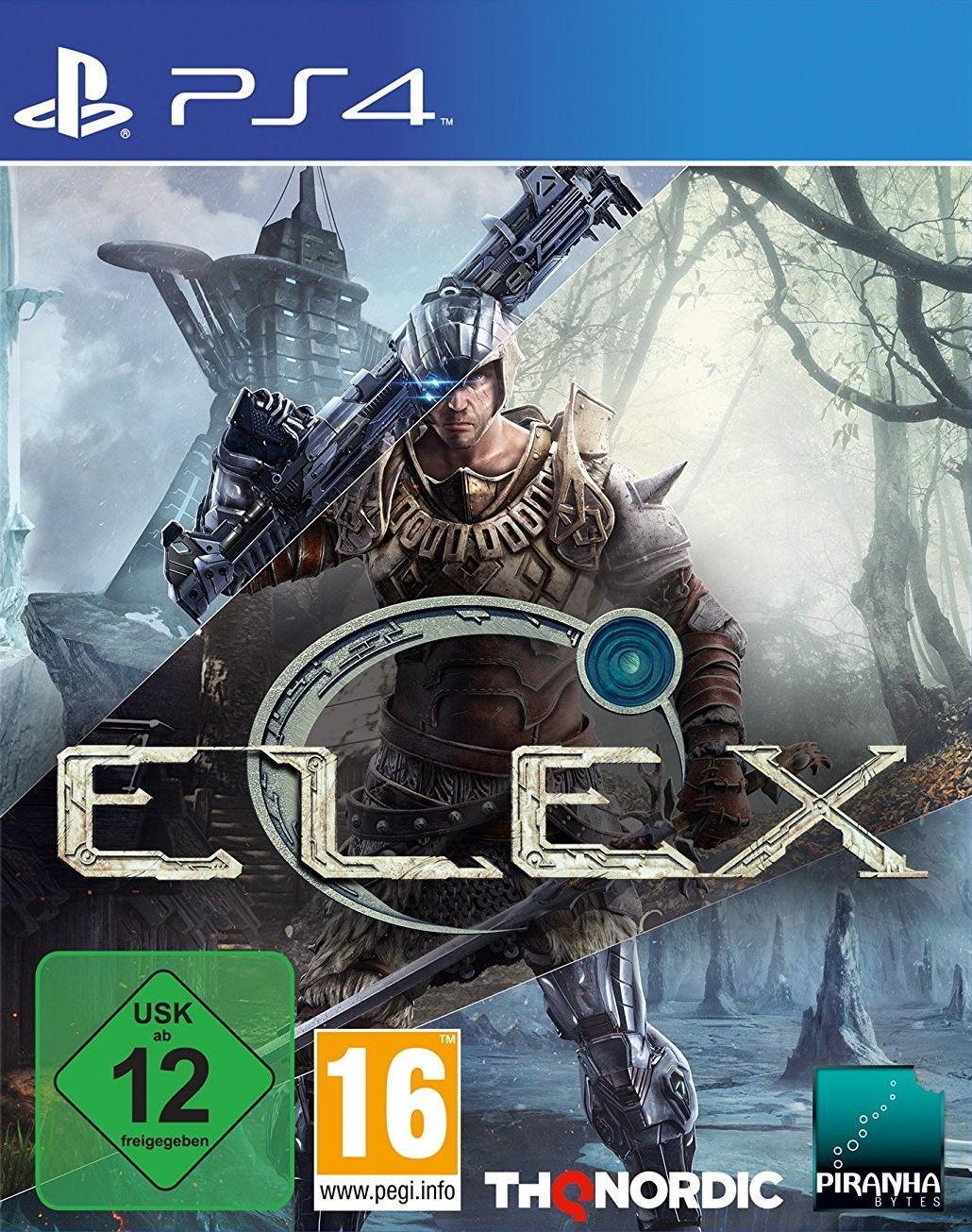 Sélection de Jeux Vidéo - Ex : Elex sur PS4