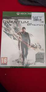 Quantum Break sur Xbox One - Bayeux (14)