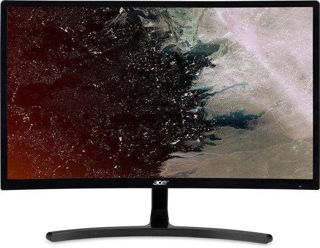 """Écran PC incurvé 23.6"""" 144 Hz -  Acer ED242QRAbidpx"""